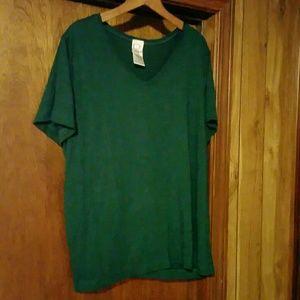 Roaman's Green T-shirt